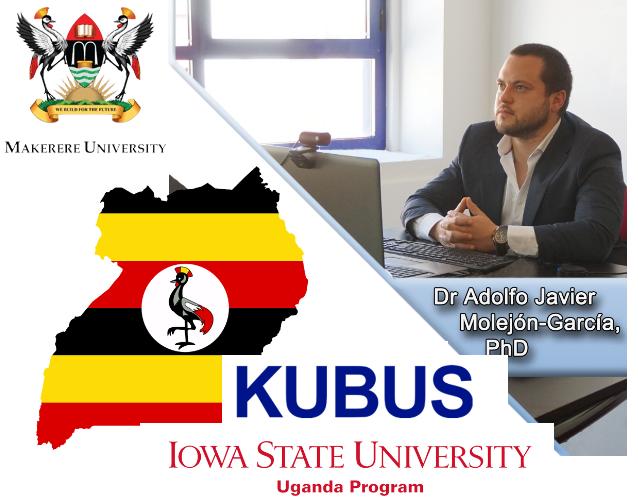 KUBUS y Iowa State University – Uganda Program, una ONG registrada en Uganda